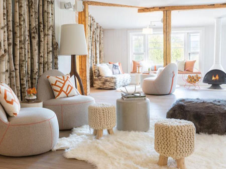 L'ambiance cocooning scandinave